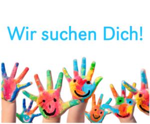 Wir_suchen_Dich in der Kita Chinderwält Baden-Dättwil